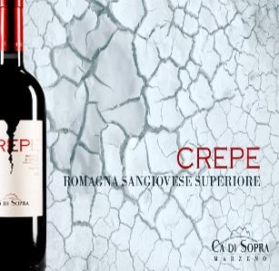Crepe Sangiovese - Ca' di Sopra Emilia Romagna