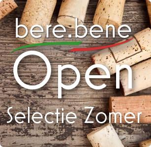 bere.bene Open Selectie Zomer