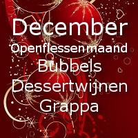 Openflessenmaand December