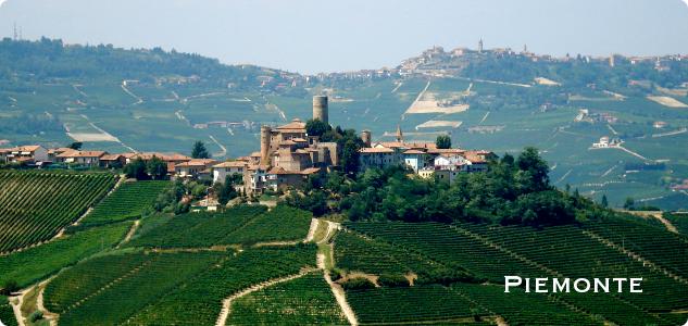 Piemonte regio