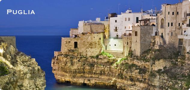 Puglia regio