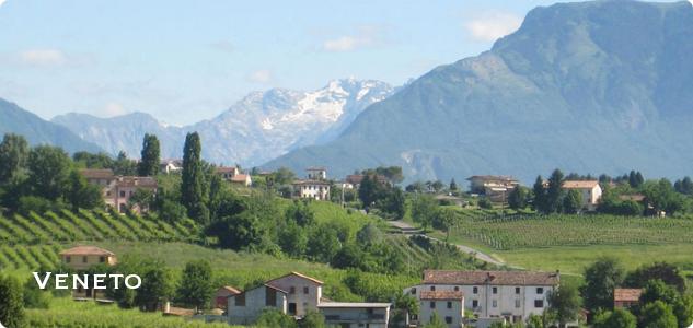 Veneto regio